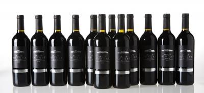 Doce botellas de Longaz Parcela 79 2008.