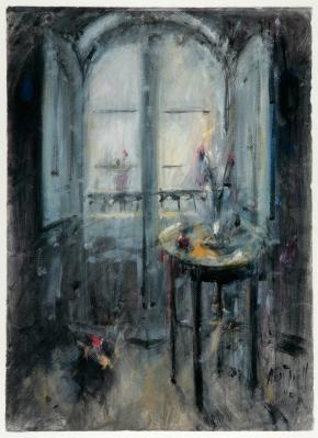 """""""Interior"""". ROSELL FARER, August"""