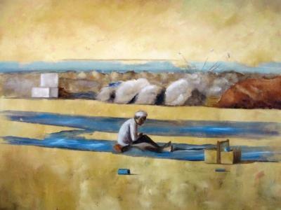 """""""Pescadores I"""". GARCÍA LÓPEZ, Miguel"""